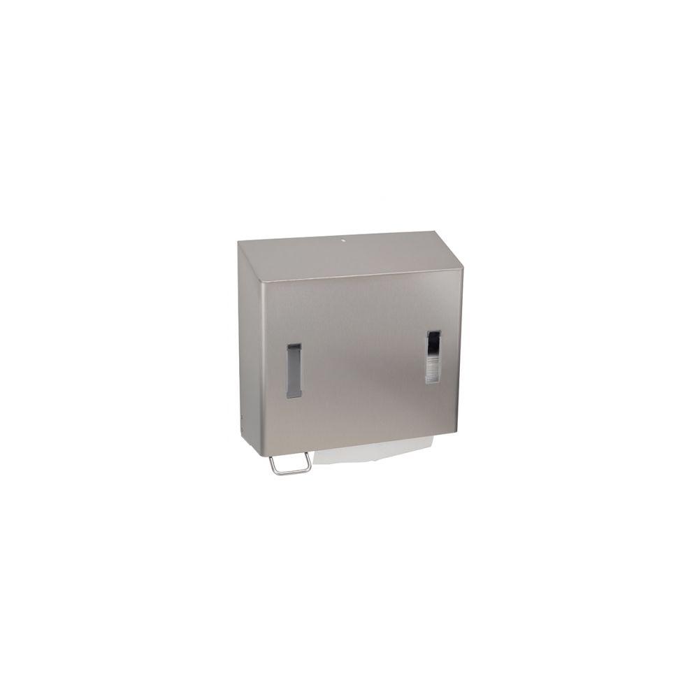 SanTRAL Combinatiedispenser zeep- & handdoekdispenser