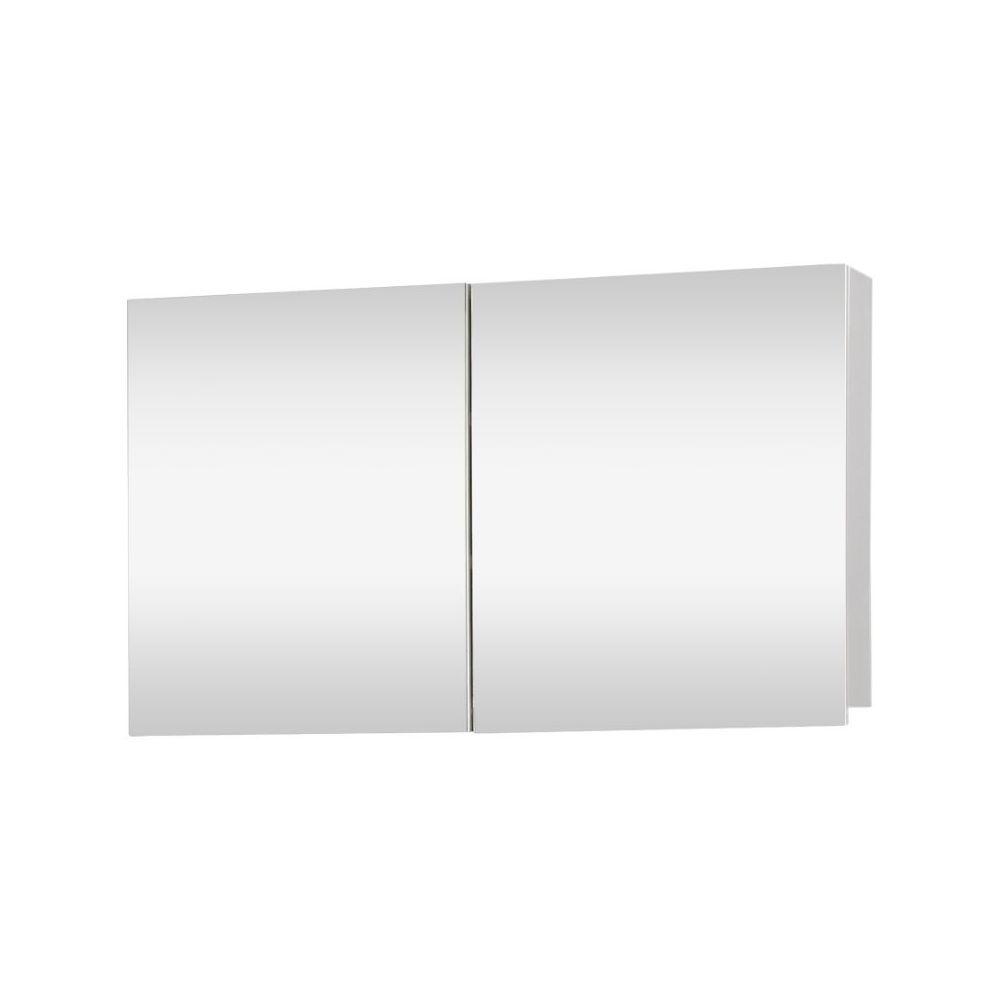 Differnz Spiegelkast Brida 50x85x15 Wit