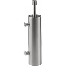 PIET BOON PB301 toiletborstel wand mat RVS