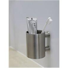 PIET BOON PB101 tandenborstelhouder wand mat RVS