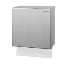 Qbic-line handdoekdispenser RVS QPT3 SSL
