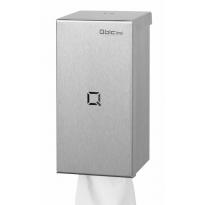 Qbic-line toilet-tissuedispenser RVS QTT2 SSL