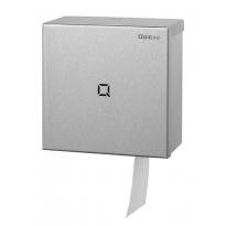 Qbic-line jumboroldispenser klein RVS QTR1S SSL