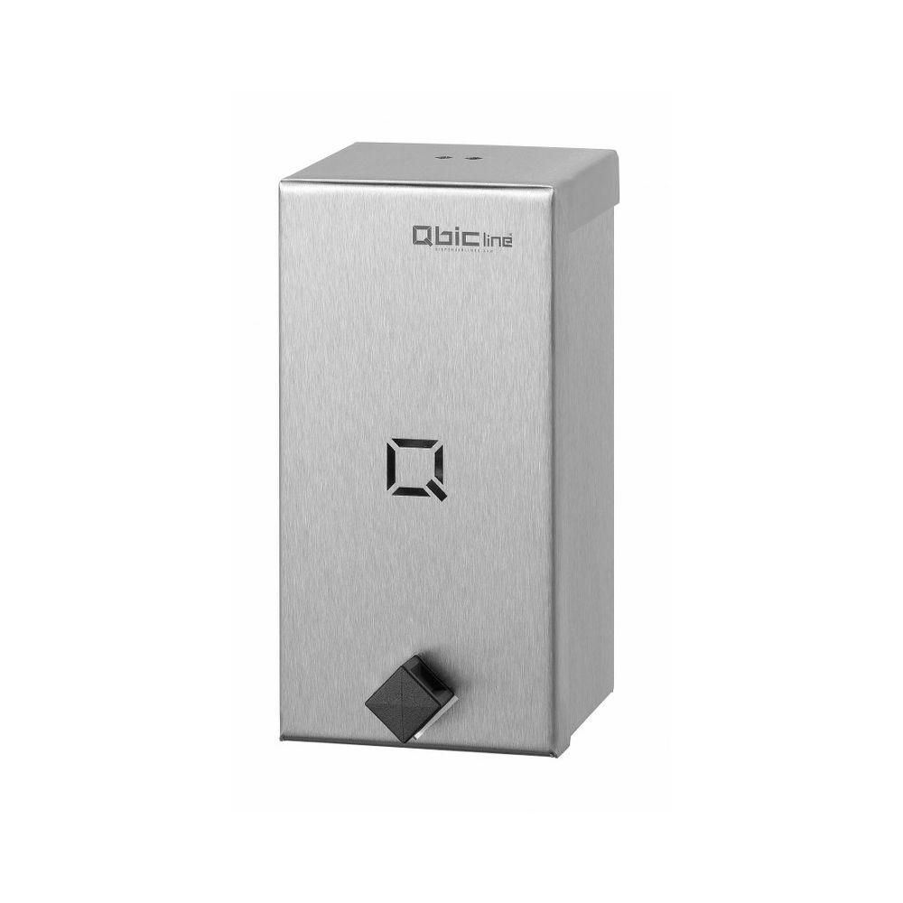 Qbic-line zeepdispenser 800ml RVS QSDR08 SSL