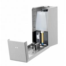 Qbic-line zeepdispenser automatisch RVS 650ml QSDRA8 SSl