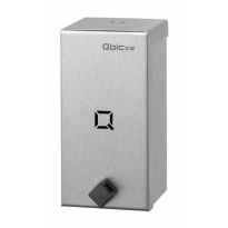 Qbic-line spray zeepdispenser 400ml RVS QSDR04S SSL