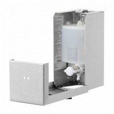 Qbic-line foam zeepdispenser 400ml RVS QSDR04F SSL