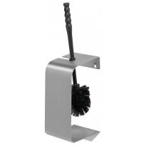 MediQo-line toiletborstelhouder RVS AC-96-CSA