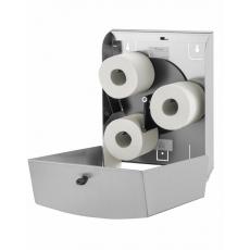 Wings toiletrolhouder 3-rols RVS WIN TR3 SAL
