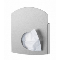 Wings hygiënezakjesdispenser RVS-papier/plastic WIN HBDS SAL