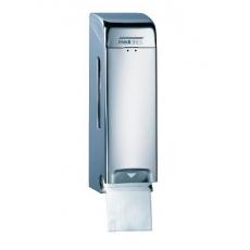Mediclinics toiletrolhouder (3 rollen) RVS hoogglans PRO781C