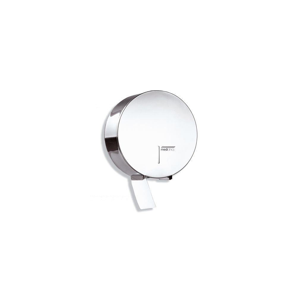 Mediclinics toiletrolhouder (3 rollen) RVS hoogglans 789C