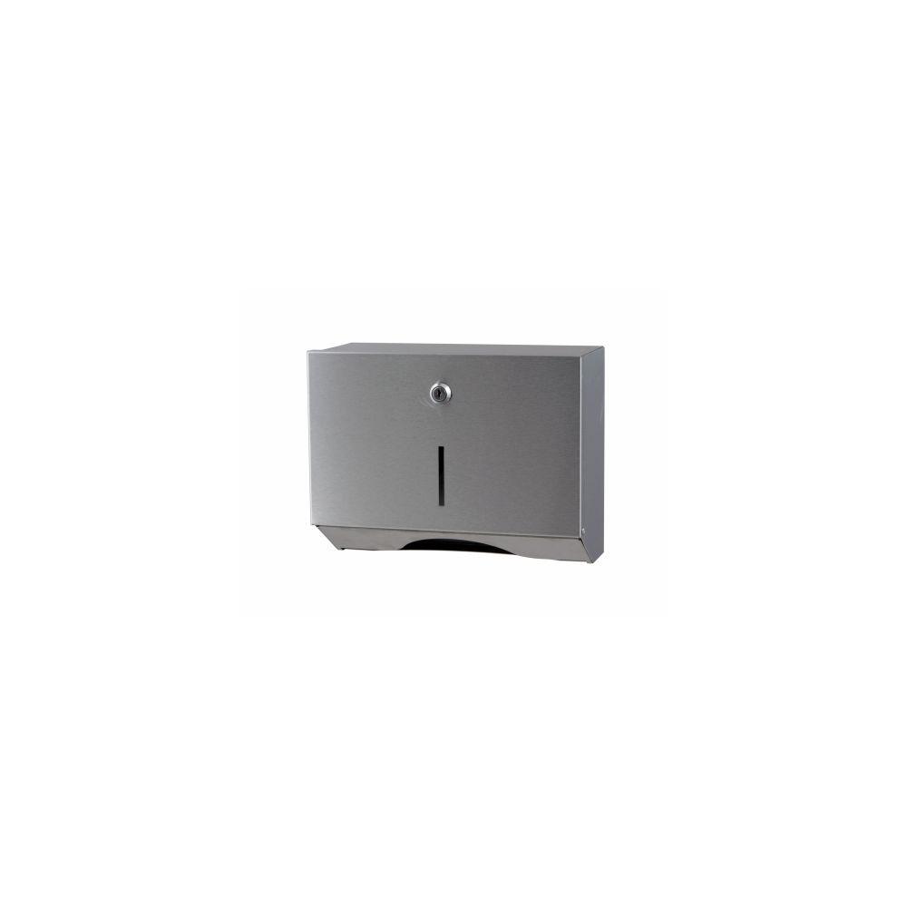 Basic line handdoekdispenser RVS klein CSH-CS