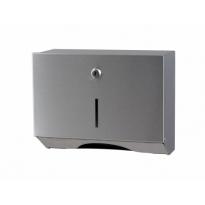 Basicline RVS handdoekdispenser klein CSH-CS