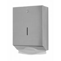 Basicline handdoekdispenser RVS groot CLH-CS
