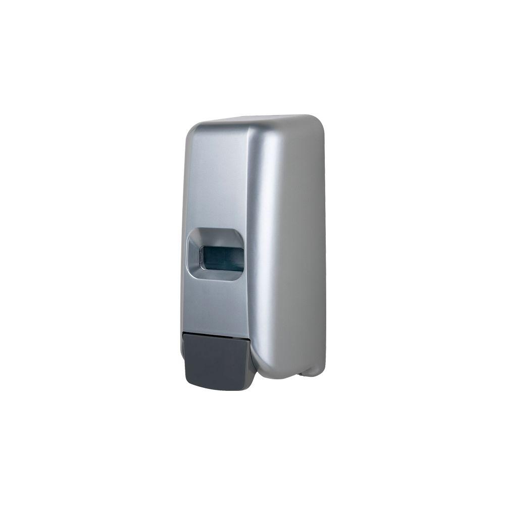 MediQo-line foamzeepdispenser RVS-look 1000ml handbedienbaar PQHandFM