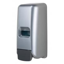 MediQo-line foam zeepdispenser RVS-look 1000ml handbedienbaar PQHandFM