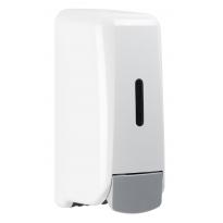 MediQo-line foamzeepdispenser wit 1000ml handbedienbaar PQHandFW