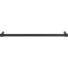 PIET BOON PB550 handdoekstang enkel 550mm mat zwart