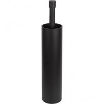 PIET BOON PB300 toiletborstel staand mat zwart