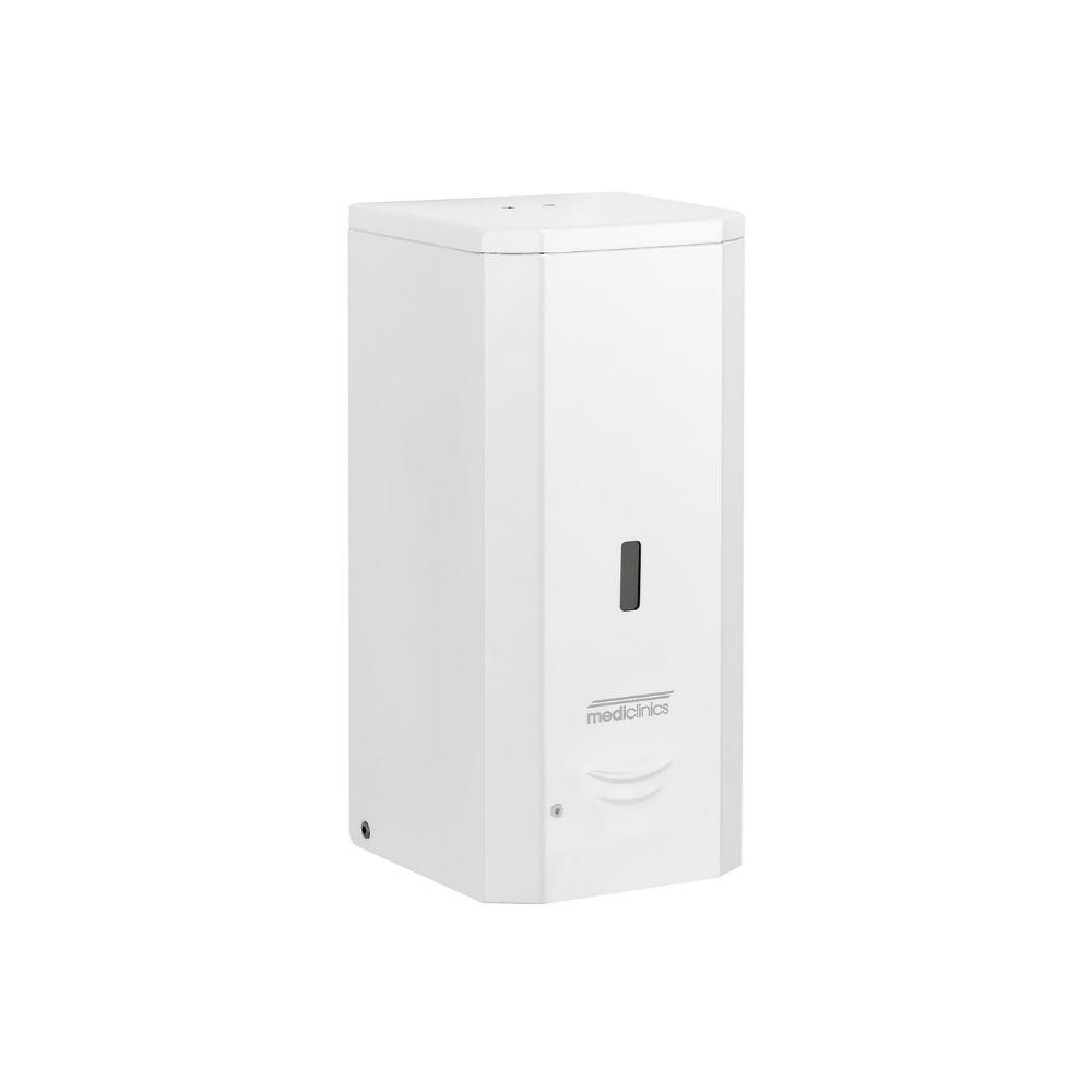 Mediclinics foamzeepdispenser automatisch RVS-wit 1000ml DJF0038A