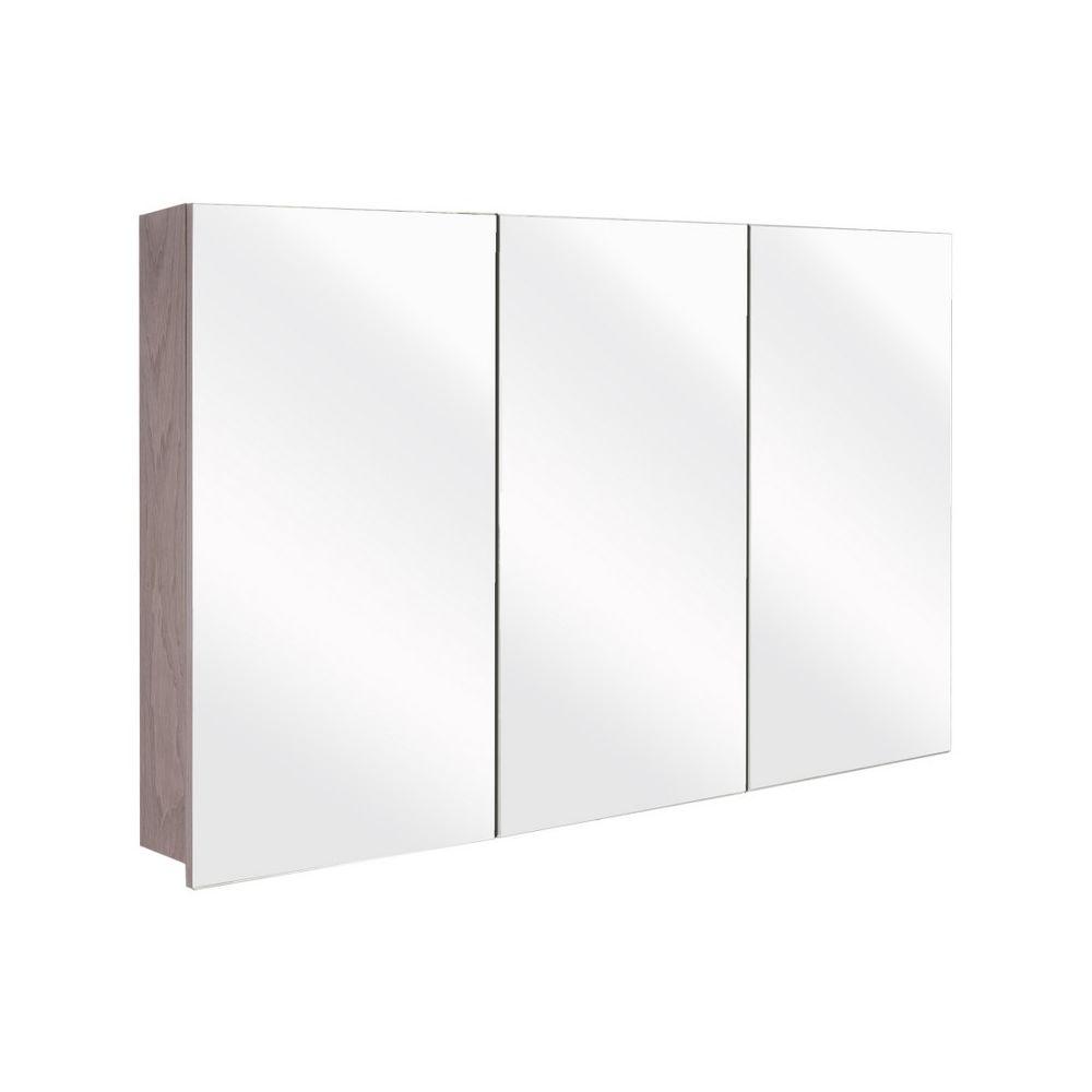 The Collection Concept Spiegelkast 100cm grijs fsc