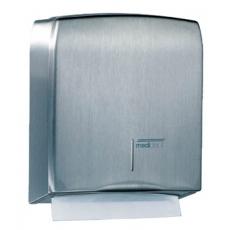 Mediclinics handdoekdispenser RVS DT0106CS