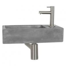 Differnz Fonteinset Juti - incl. kraan - betonlook