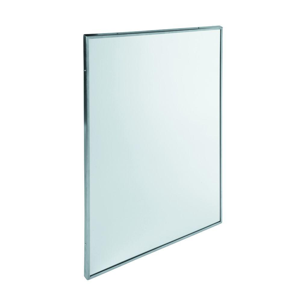 Mediclinics spiegel RVS 800x600 mm