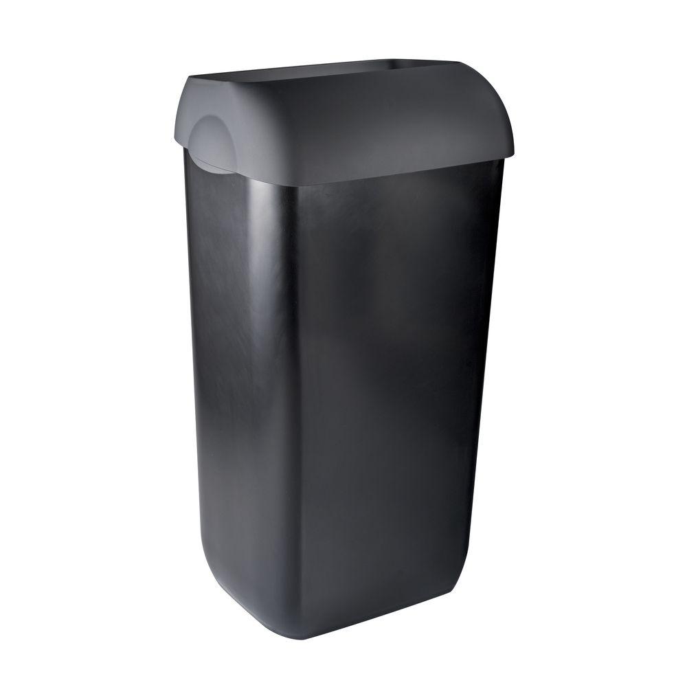 PlastiQline Exclusive afvalbak half open 43 liter PQXA43