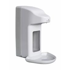 MediQo-line Zeep- & desinfectiemiddeldispenser automatisch 1000 ml wit MQA10K