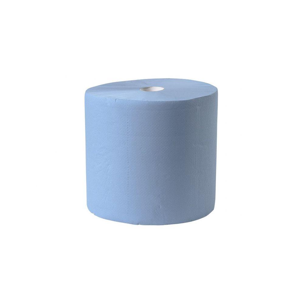 Industrierol verlijmd blauw 3 laags