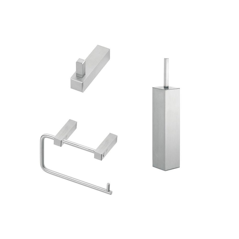 Tupai toiletset Square - RVS
