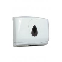 PlastiQline mini handdoekdispenser kunststof PQMiniH