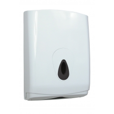 PlastiQline midi handdoekdispenser kunststof PQMidiH