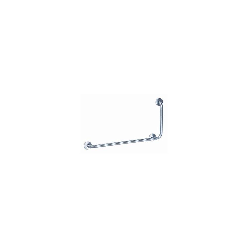MediQo-line right angled bar RVS BAD090CS