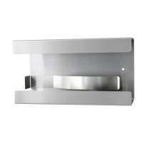MediQo-line handschoendispenser aluminium MQGDA