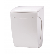 PlastiQline afvalbak met kniebediening 20 liter PQKBL