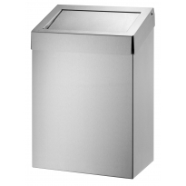 Dutch Bins basic afvalbak RVS 20l ACBB20E