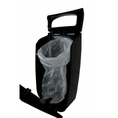 PlastiQline Exclusive afvalbak open 25l PQXA25