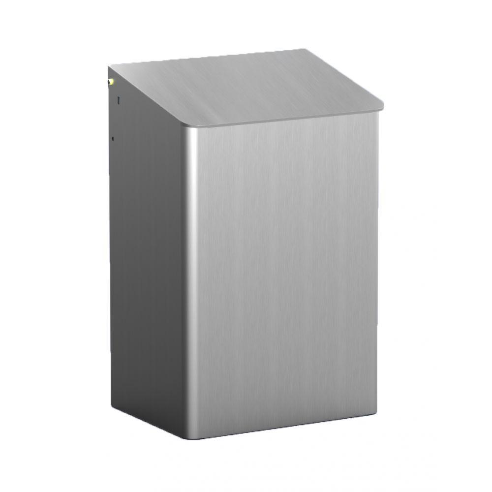 MediQo-line afvalbak alu 15 liter MQWB15A