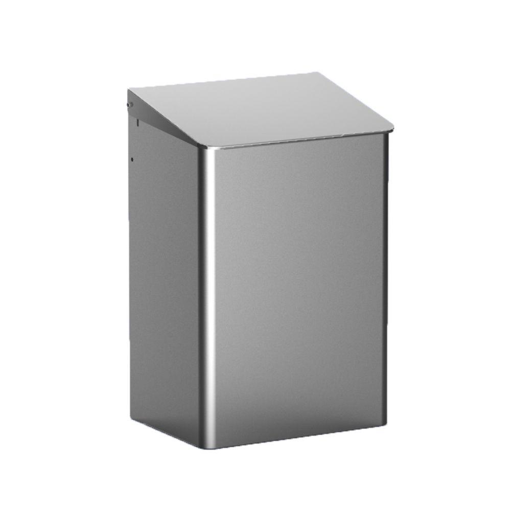 MediQo-line afvalbak RVS 15 liter MQWB15E