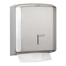 Mediclinics handdoekdispenser RVS DT2106C