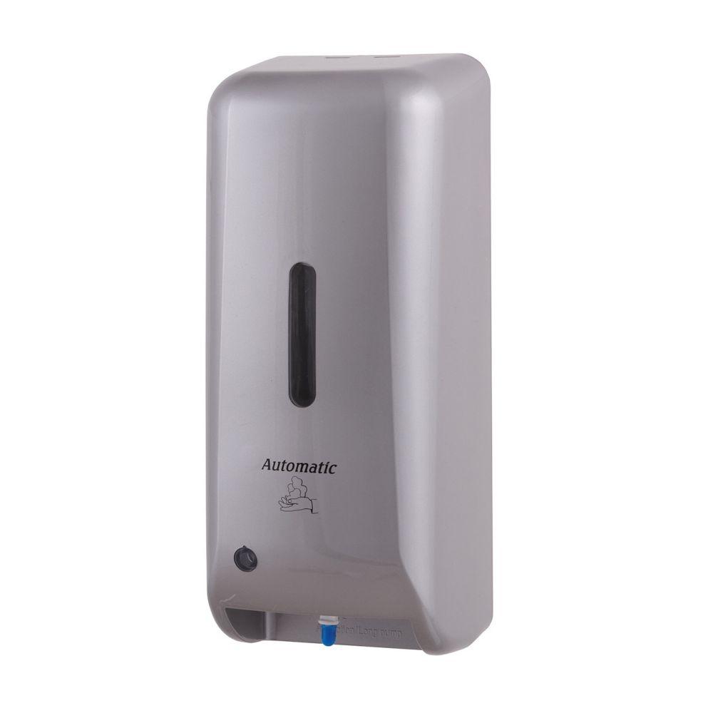 MediQo-line foamzeepdispenser RVS look 1000ml automatisch PQAutFoamM