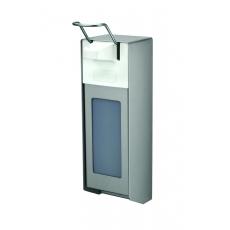 MediQo-line garagezeepdispenser aluminium 1000ml MQHDV10A