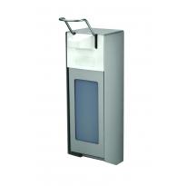 MediQo-line garagezeepdispenser alu 1000ml MQHDV10A