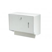 MediQo-line handdoekdispenser wit klein MQHSP
