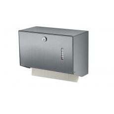 MediQo-line handdoekdispenser RVS klein MQHSE