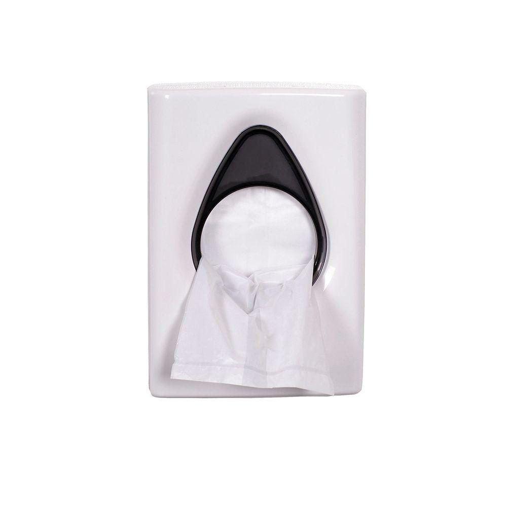 PlastiQline hygienezakjesdispenser kunststof PQHyg