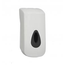 PlastiQline zeepdispenser kunststof 400ml refill PQSoap4